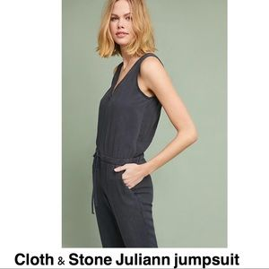 NWOT Cloth  and Stone Juliana jumpsuit